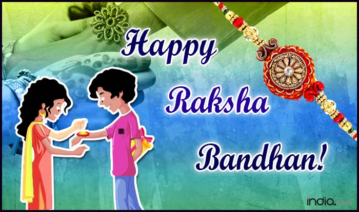 2016 Raksha Bandhan Quotes In Hindi Latest Raksha Bandhan Facebook