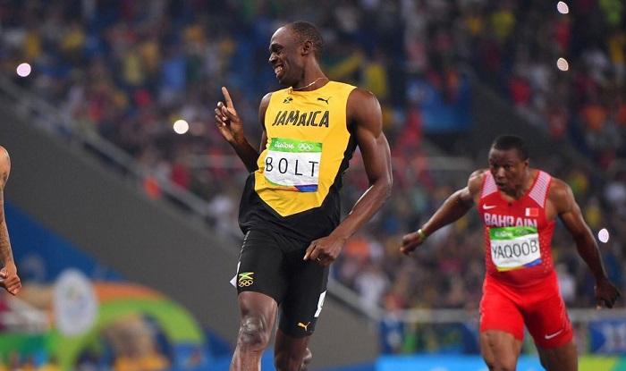 Usain Bolt at Rio Olympics 2016: Jamaican athlete wins ...