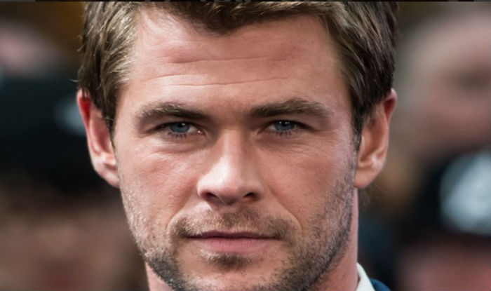 Chris Hemsworth Sports Shorter Hair In Thor Ragnarok India Com