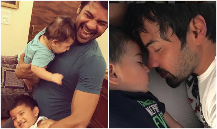 Arjun Bijlani, Shabbir Ahluwalia & Manish Paul: TV's sexiest dads of