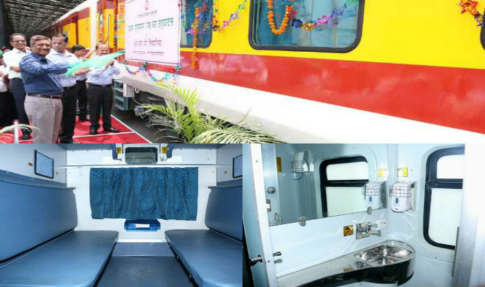21 Humsafar Coaches To Roll Out Next Month India Com