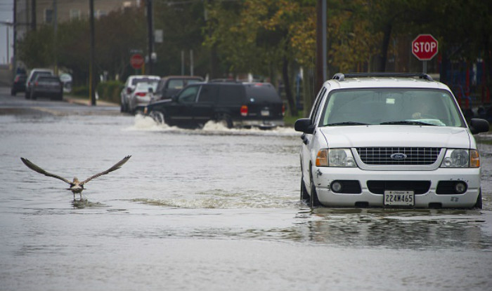 United States Floods: Historic Maryland town ravaged by ...