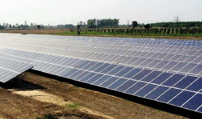 solar farm business plan in india