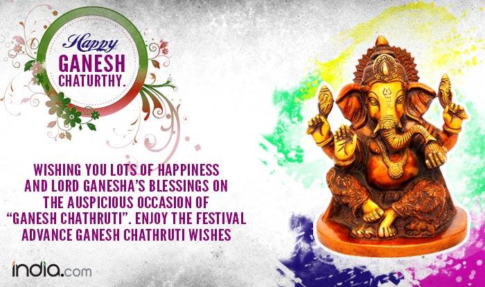 Happy Ganesh Chaturthi 2016: Best Ganpati Messages, WhatsApp