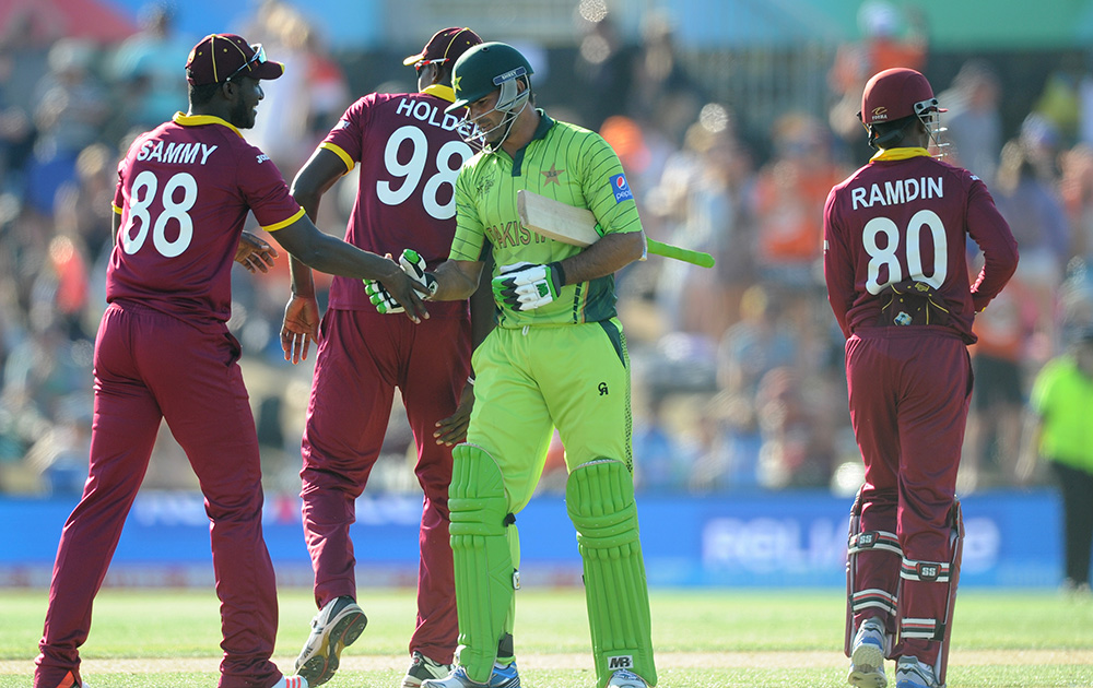 Pakistan Vs West Indies T20 International Live Streaming In