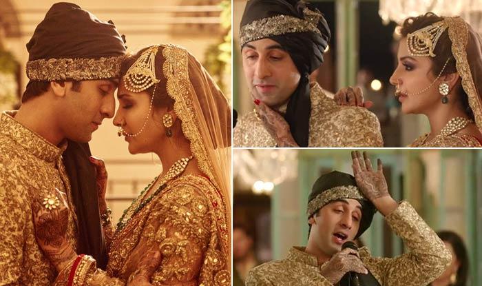 Ae Dil Hai Mushkil Song Channa Mereya Ranbir Kapoor Anushka Sharma S Heartbreak Song Is So Beautiful It Will Make You Reach For The Tissues India Com