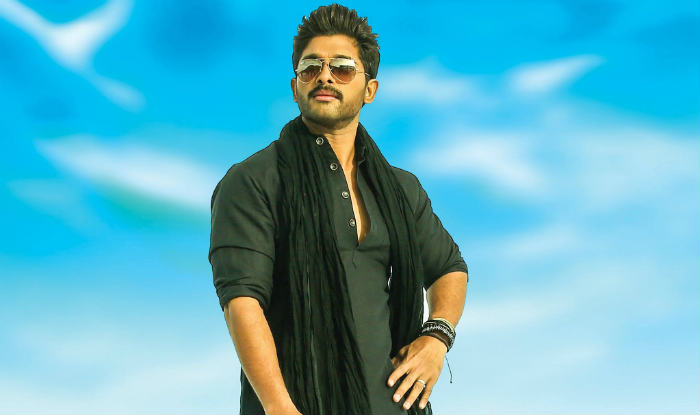allu arjun celebrates 15 years in tollywood by sharing a pic from