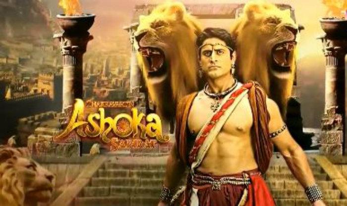 Chakravartin Ashoka Samrat fails to impress audience; goes off air!