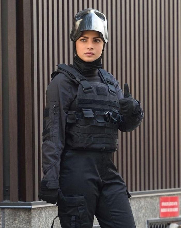 Priyanka Chopra - Quantico Season 2_ 1