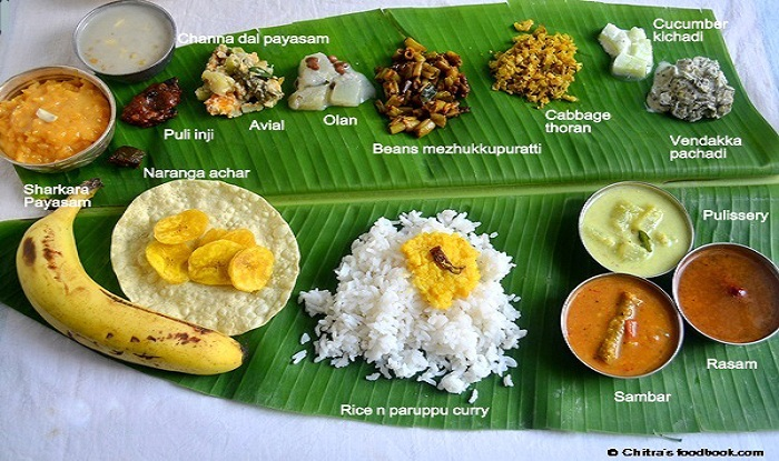 Onam special recipes top 10 traditional dishes of the for Aharam traditional cuisine of tamil nadu