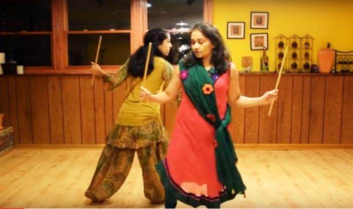 Dandiya and Garba Tutorial | The Royale