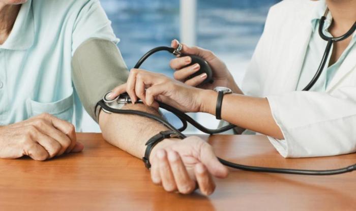 blood pressure feature
