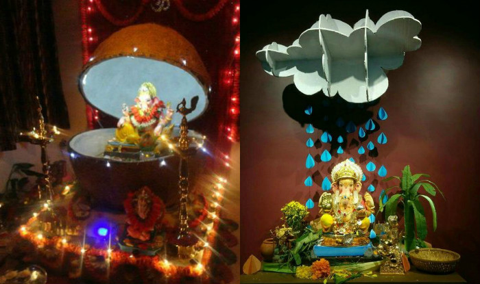 Ganesh Chaturthi 2016 Simple Yet Insanely Beautiful