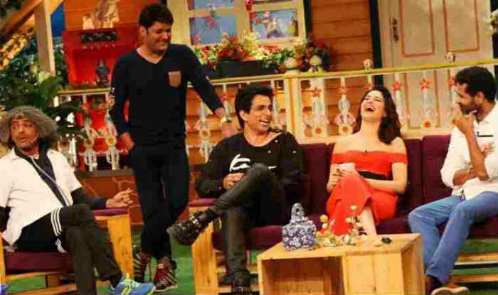 The Kapil Sharma Show: Tamannaah Bhatia finally REVEALS why