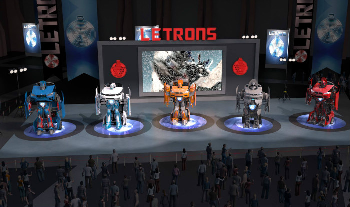letrons transformers