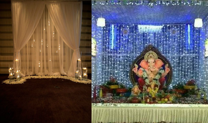 Lights Ganpati