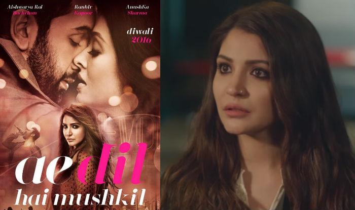 free download video the Ae Dil Hai Mushkil full movie