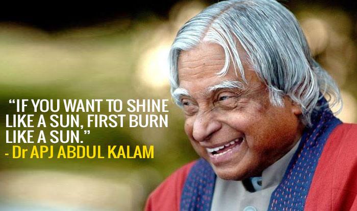 Apj Abdul Kalam 85th Birth Anniversary 16 Motivational Quotes From