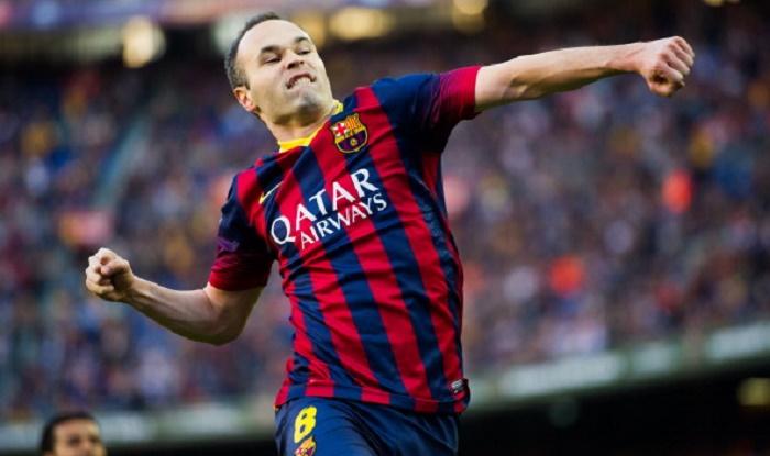 eee3fedb440 Andres Iniesta Andres Iniesta. A statue of FC Barcelona legend Andres  Iniesta is ...