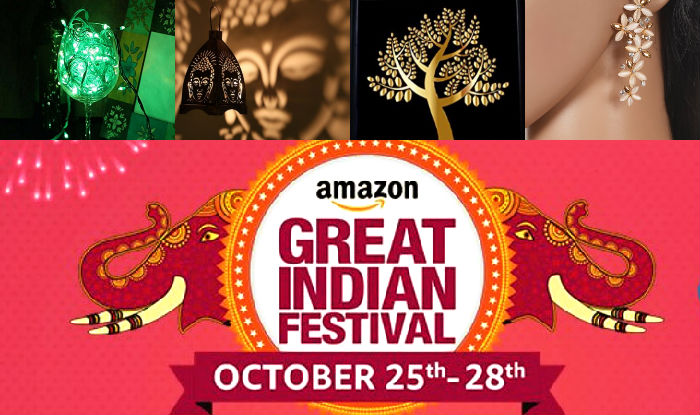 92a97cad6 Amazon  Great Indian Festival  Sale 2016  Huge discount on home decor