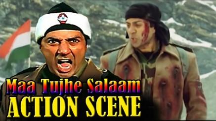 Maa-Tujhhe-Salaam-Final-Showdown-Action-Scene