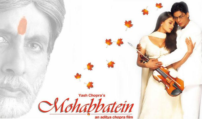 Mohabbatein 2000 movie