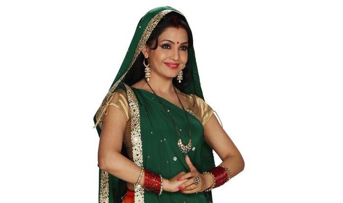 Shubhangi Atre Angoori from Bhabi Ji Ghar Par Hai