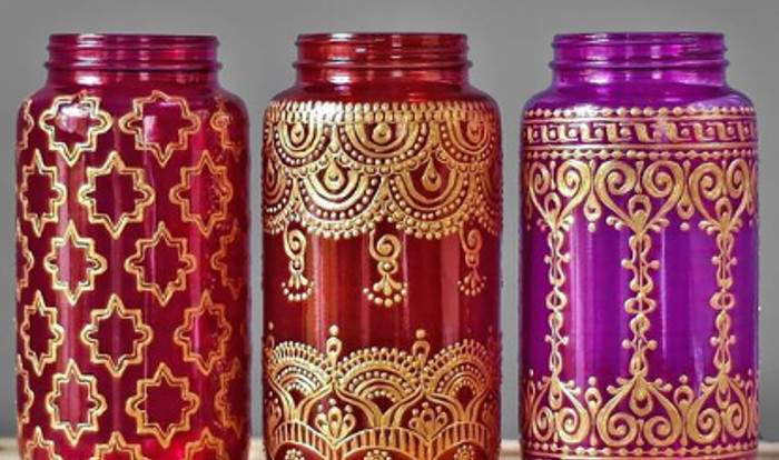 5 Indian Inspired Diy Decorations