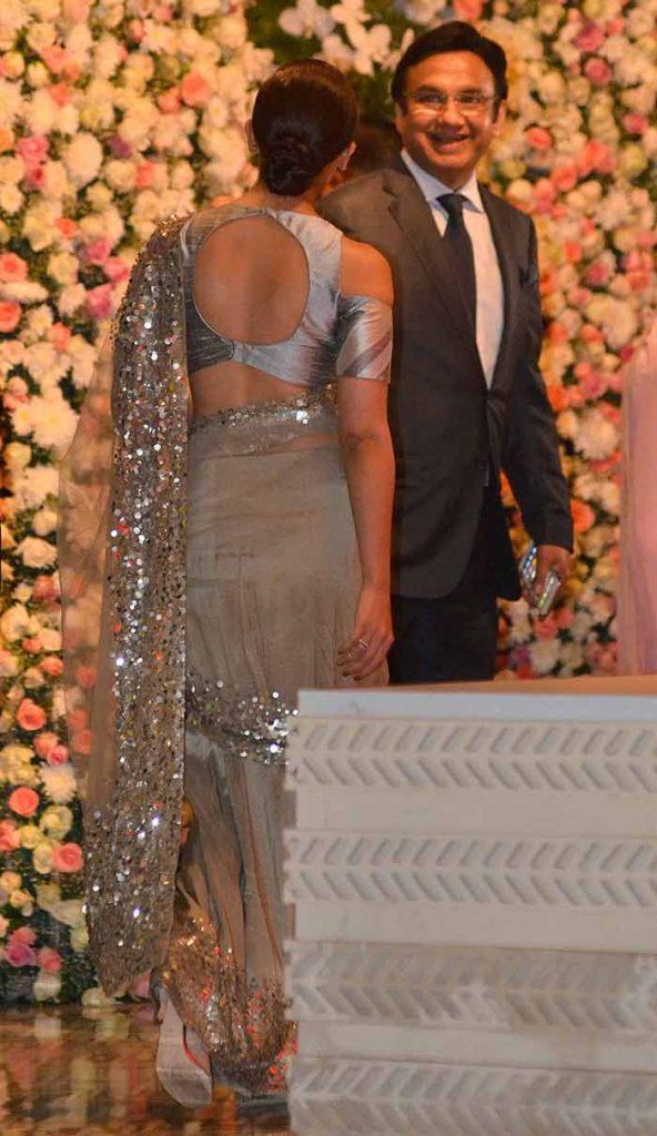 Dear Zindagi Star Alia Bhatt Turned Up In A Saree For The