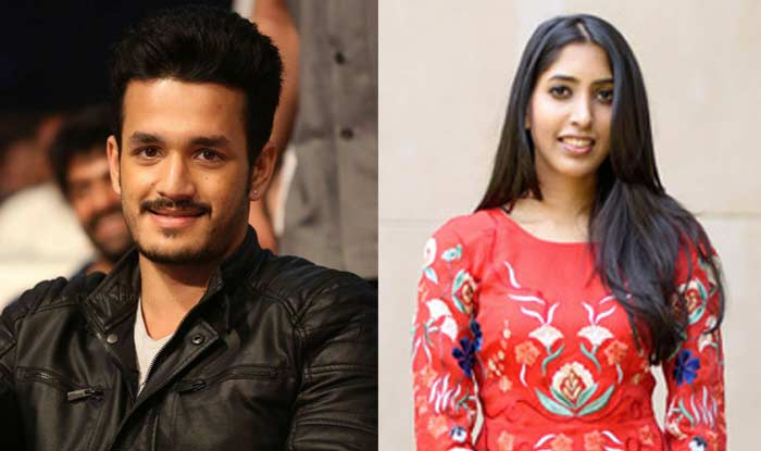 akhil akkineni and shriya bhupal s engagement card out have a look