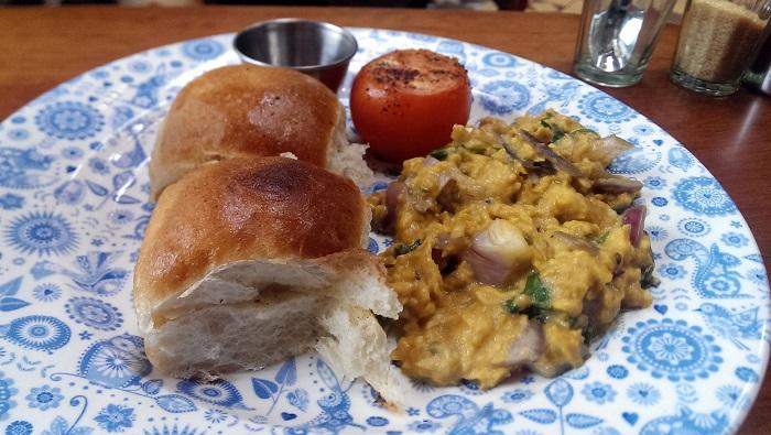 (Akuri is a scrambled egg dish, part of the Parsi cuisine. Credits: Ewan Munro, Creative Commons/Flickr)