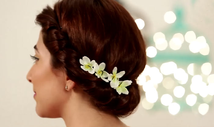 Flaunt These Chic Hairstyles For Short Hair This Wedding Season With