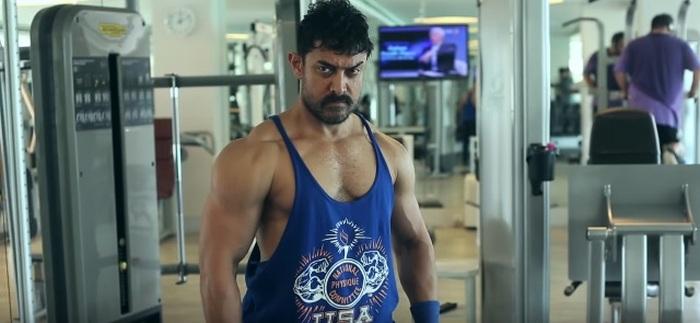 Aamir Khan Dangal 0