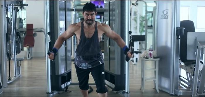 Aamir Khan Dangal 12