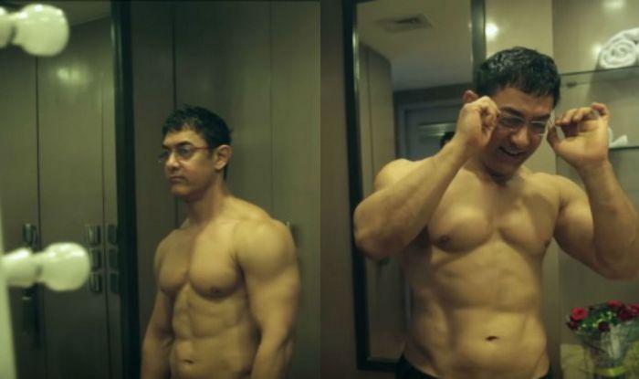 Aamir Khan Dangal abs 3