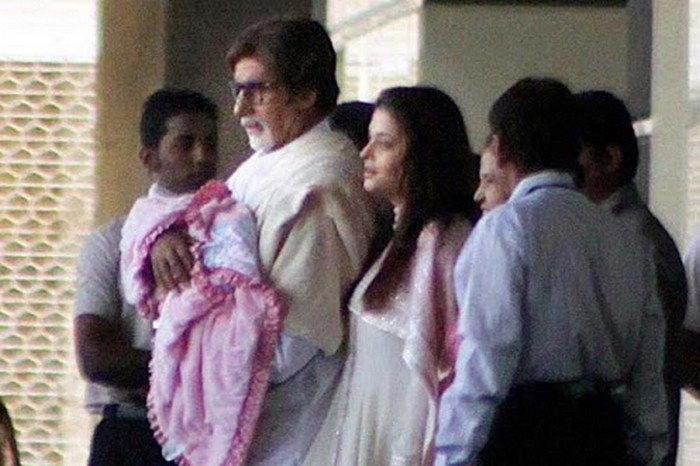 birthday special aishwarya rai bachchan 39 s daughter