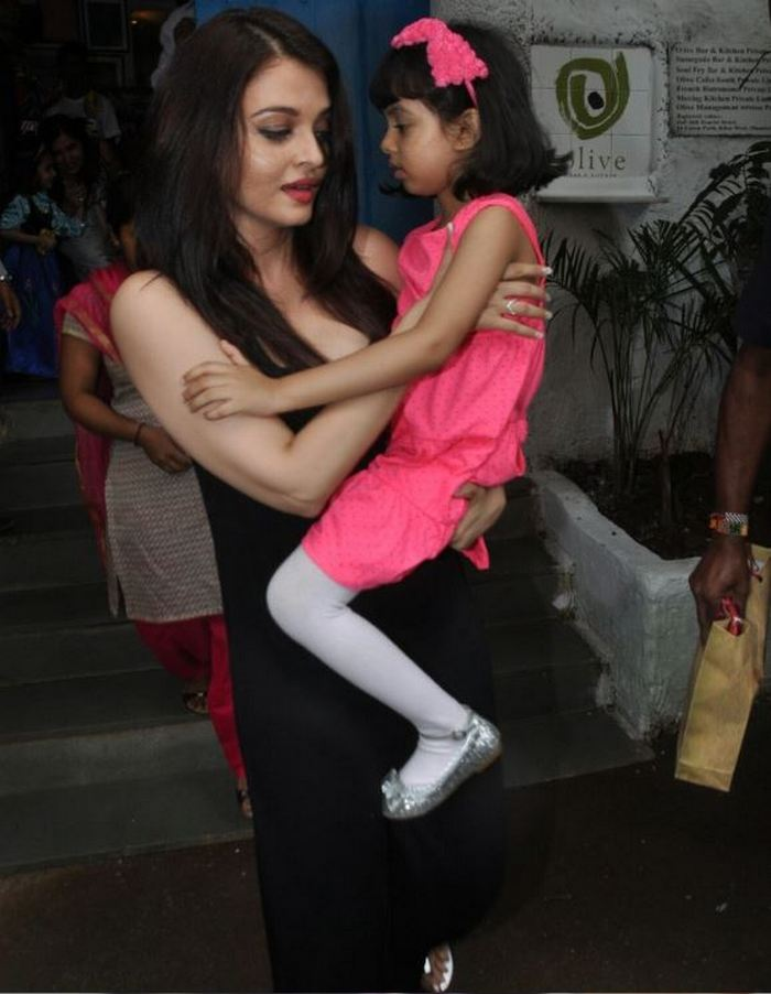 Birthday Special: Aishwarya Rai Bachchan's daughter ...