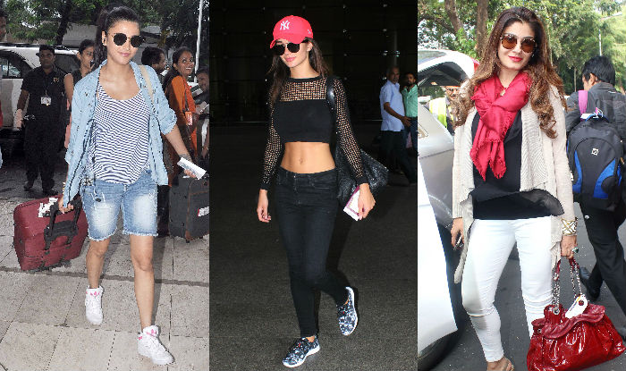 Amy Jackson Airport Style
