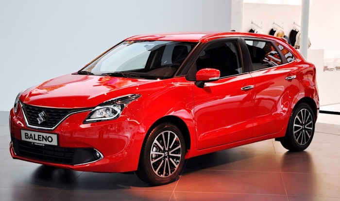 Maruti Suzuki Baleno Rs Launch Date