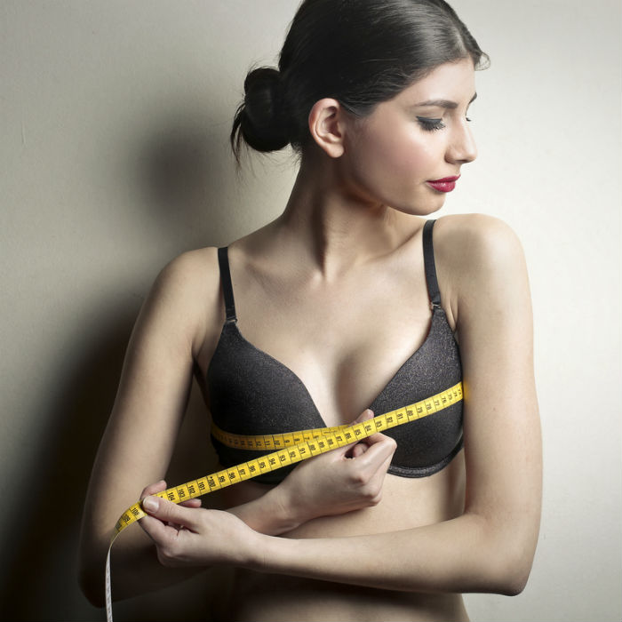 How to increase breast size: 5 quick tips to enlarge your breasts