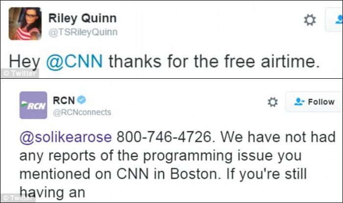 CNN वर् पॉर्न व्हिडिओ दिसल्यानंतर सोशल मीडियावर उमटलेल्या प्रतिक्रीया