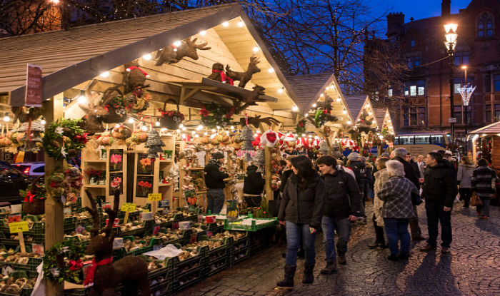 Us Warns Of Terror Strikes At Christmas Markets In Europe
