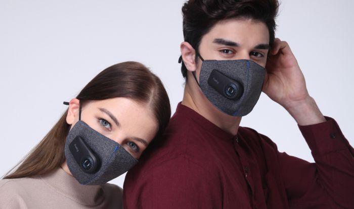 xiaomi launches anti pollution mask 39 cloth pear fresh air. Black Bedroom Furniture Sets. Home Design Ideas