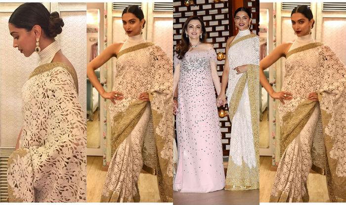 Deepika Padukone Ambani Wedding Reception