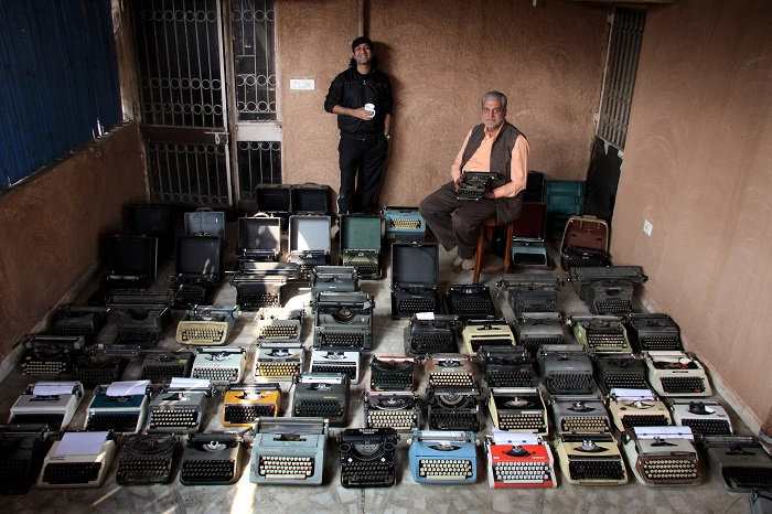 The Paltas were dealers selling typewriters in Lahore in undivided India. After Partition, they shifted to Mumbai and eventually started collecting the machines. Today, Mr. Palta's collection of classic typewriters stands at over 100.