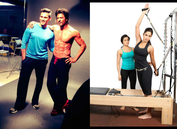 Fitness trainer - Top Celebrity Trainers