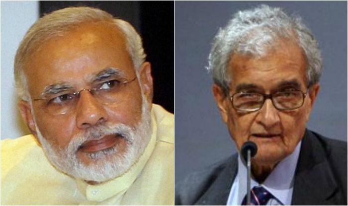 Amartya Sen criticises demonetisation drive, says Narendra Modi declared all Indians 'crook'