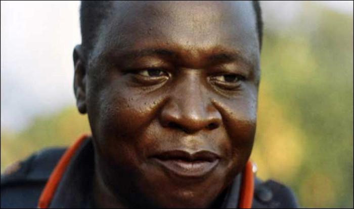 युगांडाचा हुकूमशाहा ईदी अमीन