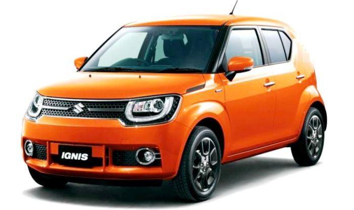 Maruti Suzuki Ignis Front Profile