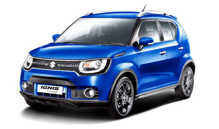 Maruti Suzuki Ignis Concept
